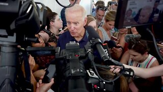 Liberal Groups Lecture Biden On Policing