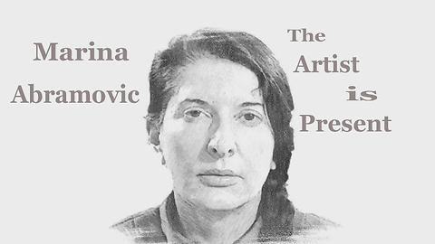 Marina Abramovic: The Artist Is Present - Animation