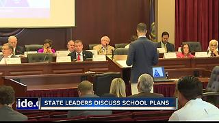 Education leaders to tweak plans before fall - Video