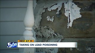 Governor Mike DeWine meets with community leaders to address growing lead poisoning issue