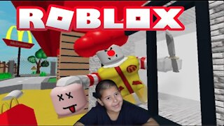 Roblox Escape Fast Food Restaurant Obby