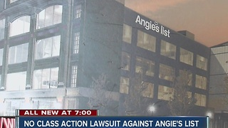 Judge denies class action lawsuit against Angie's List for overtime hours - Video