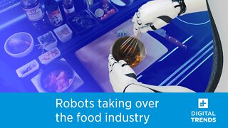 How robots are taking over the Food Industry | Robots Everywhere