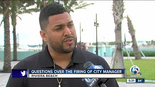 Questions remain about city manager's firing - Video