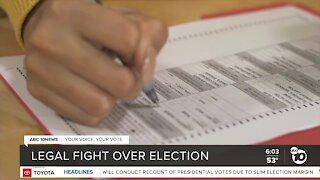 USD law professor speaks on legal fight over election results