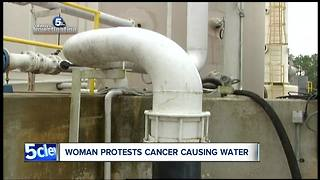 VA denies Camp Lejeuene widow cancer benefits for toxic drinking water - Video