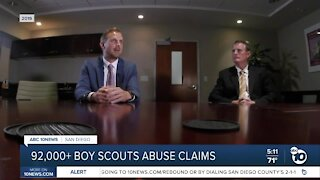 Thousand of Boy Scouts claim abuse