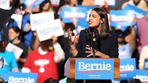 Alexandria Ocasio-Cortez Doesn't Seem Bothered By Conservatives
