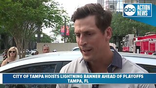 Vinny Lecavalier talks about the Lightning's Quest for the Cup