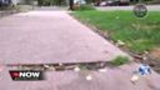 Mayor Budgets for Sidewalk Repair - Video