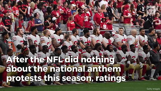 NFL Tries Last-Ditch Effort to Win Fans at Super Bowl - Video