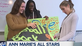 Ann Marie's All Stars: Troy High School - Video