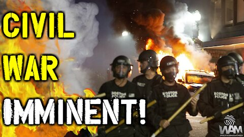 EMERGENCY: Civil War IMMINENT! - The Election Fraud Is A TRAP!