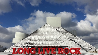 Cleveland prepares for 2018 Rock Hall inductions - Video