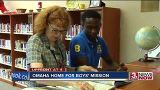 Omaha Home for Boys celebrates milestone - Video