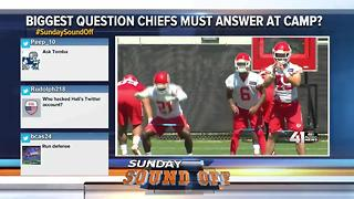 Sunday Sound Off Pt. 2 (July 23, 2017) - Video