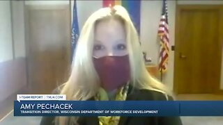 After two months of asking for an interview, DWD Transition Director Amy Pechacek answers the I-Team's questions