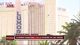 Massacre on the Vegas strip: Gunman kills 59 in Las Vegas concert shooting - Video