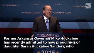 Mike Huckabee Praises Sarah: 'Most Important Thing, The President Thinks She's Doing Great!'