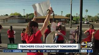 Arizona teacher walkout? Red for Ed gets Capitol permits for Friday