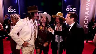 Midland at the CMA Awards | Rare Country