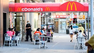 McDonald's Says Black Franchisees Say They Face Discimination
