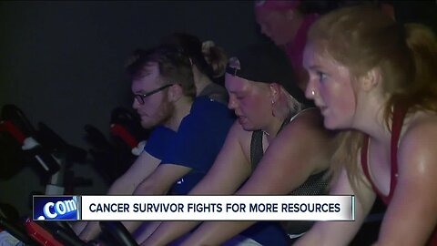 Elyria woman using breast cancer survival story to bring change, awareness