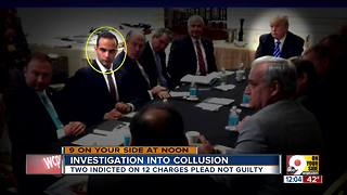 Investigation into collusion - Video