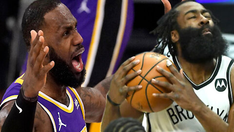LeBron James, James Harden Called Out For Too Much Flopping, Does The NBA Need To Ease Up?