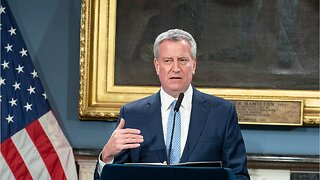 New York Mayor May Issue 'Shelter In Place' Order, Next 48 Hours