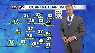 Highs in the upper 50s Thursday - Video