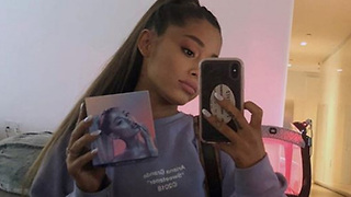 Ariana Grande Hints At Being Pregnant