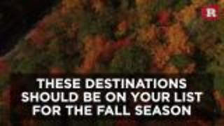 Walking tours to take in the fall | Rare Life - Video