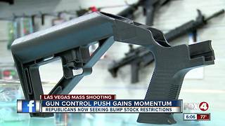SWFL Congressmen voice concern over bump stocks - Video