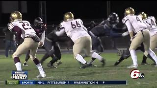 HIGHLIGHTS: Lutheran 50, Arlington 15 - Video