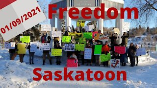 Episode 40- Saskatchewan Freedom Rally