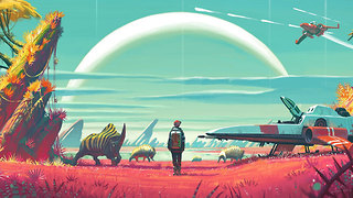 Why The Creators Of No Man's Sky Don't Understand Fun - Video