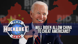 What Could CHINA Get Away With Under Biden? | Rep. Andy Biggs | Huckabee