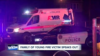 Rescued teen's family provides update