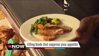 Filling foods that suppress your appetite - Video