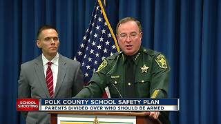 Polk County school safety plan - Video