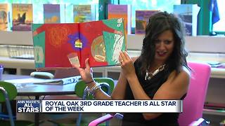 Ann Marie's All Stars: Mrs. Mary Kosnik - Video
