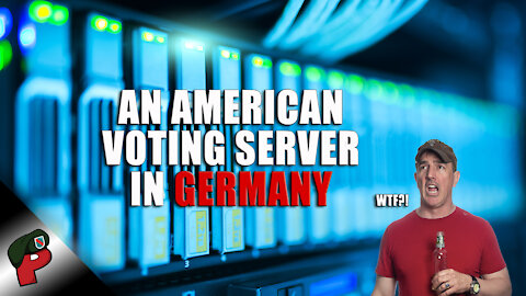 An American Voting Server in Germany | Live From The Lair