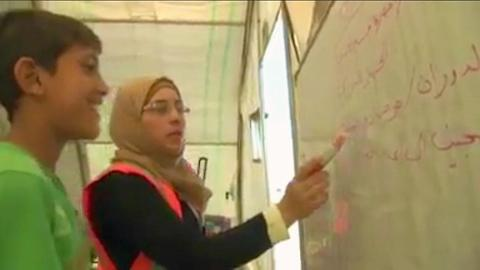 Mosul Students Finally Get Education They Deserve