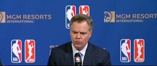 Ex-MGM CEO: 'I expect we'll have an NBA team here'