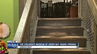 Grand re-opening of The Children's Museum of Green Bay