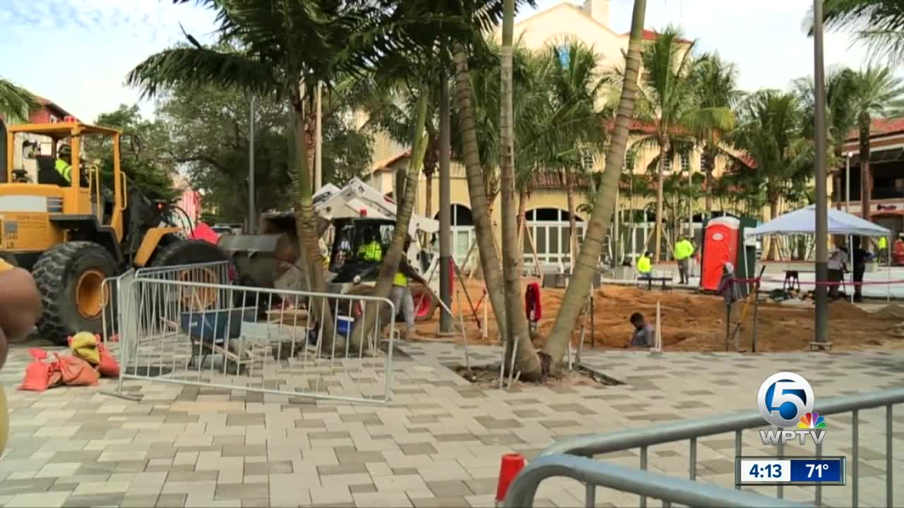 Rosemary Square construction wrapping up in time for the holidays