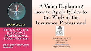 The Ethical Insurance Professional