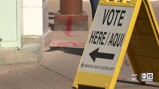 Maricopa County has already set a new early voting record turnout with 900,000 ballots cast