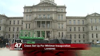 Downtown Lansing streets to close for inauguration